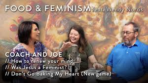Was Jesus a Feminist? feat. Wendy Norris // Coach and Joe // Renewing Your  Mind - YouTube