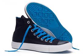converse shoes black and blue. converse shoes new zealand - 2017 classic high tops black blue laces chuck taylor and s