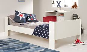 single beds for kids. Exellent For Solitaire  White Single Bed Inside Beds For Kids B