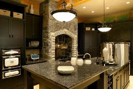 pictures of white kitchen cabinets with gray granite countertops