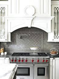 kitchen stove backsplash stainless steel kitchen range backsplash