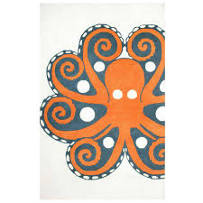 thomas paul octopus rug by nuloom  yliving