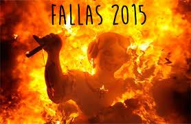 Resultado de imagen de Fallas 2015