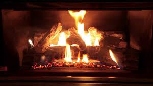 gas fireplace closeup meta fake fire