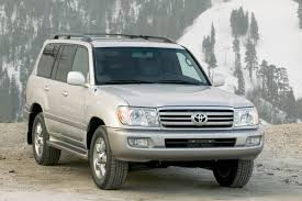 2006 Toyota Land Cruiser Review - Top Speed