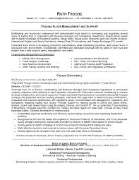 Cover Letter Underwriter Trainee Resume Mortgage Underwriting