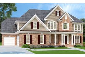 new american house plans. Exellent American Plan To New American House Plans EPlanscom