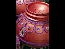 Pot Decoration Designs indian old with new trend pot decorative designs YouTube 48