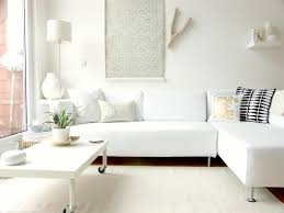 white living room furniture small. Neutral Monochromatic Small Living Room White Furniture I