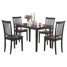 dining room set furniture. holcomb 5 piece dining set room furniture