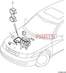 2009 Saab 9 7x Engine Diagram
