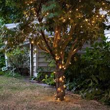 100 warm white led outdoor battery fairy lights on green cable lights4fun co uk