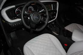 kia optima 2014 white interior. Interesting Optima Itu0027s A 2014 Kia Optima SXL Fully Loaded Turbou0027d So Itu0027s Way Faster  Than My 2007 Mustang Was It Comes With BUNCH Of Features Inside White Interior