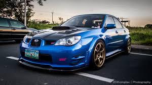 Brutal 2006 Subaru Impreza WRX STi exhaust sound - YouTube