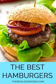 the best clic burger the wholesome