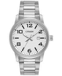citizen men s quartz stainless steel bracelet watch 42mm bi1020 citizen men s quartz stainless steel bracelet watch 42mm bi1020 57a a macy s exclusive style