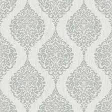 white wallpaper design texture. Fine White Grey Luna Wallpaper On White Design Texture I