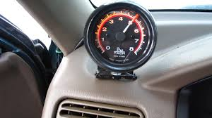 pro tach wiring diagram how to install tachometer on any vehicle