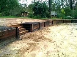 retainer wall wood full size of wooden tie retaining timber cost railroad ties walls building a retainer wall