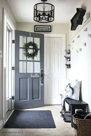 inside front door colors. Front Doors 30 Beautiful Farmhouse Decorating Ideas For Summer Inside Door Colors