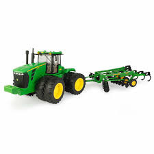 dels about tomy big farm john deere 1 16 scale 9530 tractor with 2700 ripper