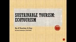 essay on ecotourism nightmare essay