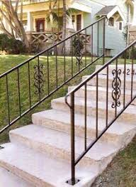 wrought iron railing. DRIVEWAY GATES · Stairs, Step, Indoor Railing Wrought Iron