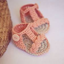 Crochet Baby Sandals Pattern Mesmerizing FreeCrochetBabyBootiePatterns Crochet Baby Booties CRAFTS