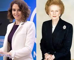 Opinión] Isabel Díaz Ayuso: ¿Una Margaret Thatcher a la española? -  Confilegal
