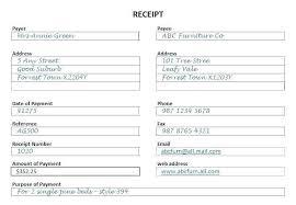 hand written receipt template hand written receipt template frank and form rent