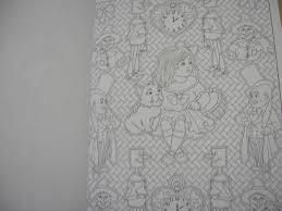 即洋書大人の塗り絵豪華版オズの魔法使いデザイン145円