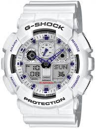 WATCH.UA™ - <b>Мужские часы Casio GA</b>-100A-7AER цена 4350 ...