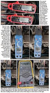 5v reference circuit short to ground repair problem motor magazine 5v2