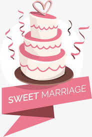 Vector Wedding Cake Wedding Vector Cake Vector Flat Png And