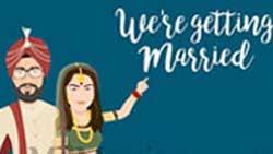 Create Wedding E Invitation Video Card Online Seemymarriage