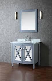 36 bathroom vanity grey. Brilliant Ariel Summit Single 36 Inch Modern Bathroom Vanity Set Whale Grey For Vanities And Mirrors