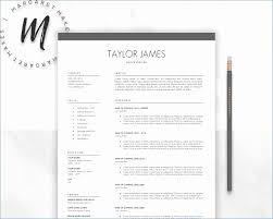 Modern Minimalist Resume Free Template Cv Template Design Free Minimalist Resume Template Awesome Cool