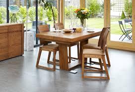 olten dark oak extending dining table