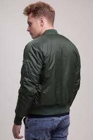 Куртка <b>URBAN CLASSICS</b> Basic Bomber Jacket Olive, заказать ...