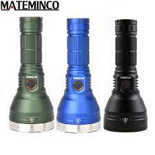 Mateminco MT35 Mini Kèm Đèn Pin SST40 XHP50 LED Max 2400 Lumen Tia Khoảng  Cách 875 Mét USB C Sạc Ngoài Trời Đèn Pin|Flashlights & Torches
