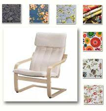 armchair covers. Custom Made Armchair Cover, Fits IKEA Poang Chair, Patterned Fabrics Covers