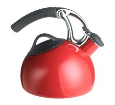 red tea kettles red kitchenaid empire red tea kettle