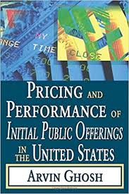 Pricing and Performance of Initial Public Offerings in the United ...