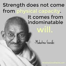 Famous Gandhi Quotes Magnificent Quotes About Success What It Takes To Achieve Your Dreams