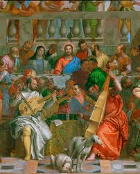 the politics of representation paolo veronese, benedetto da The Wedding At Cana Painting By Paolo Veronese paolo veronese, wedding at cana, det , center, Paolo Veronese Inquisition