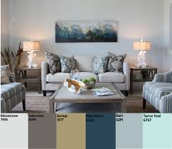 Neutral Color Palette For Living Room Color Me Beach House Blue How To Decorate With A Warm Neutral