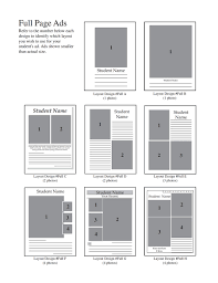 Ad Page Templates Full Page 400 Templates