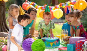 Child S Birthday Party How To Decorate Your Yard For A Childs Birthday Party The