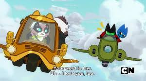 love you too cartoon network know
