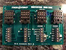 honeywell zone control honeywell tat422025 mm 2 mastertrol trol a temp circuit board mini zone